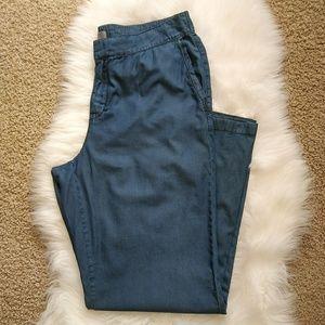 MELISSA McCARTHY SEVEN7 Denim Pants Size 16W.